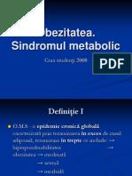 30632161 Curs Studenti Obezitatea Si Sindromul Metabolic 2008 c