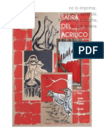 Satira Del Acrilico  (acrylic painting techniques)