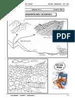 III BIM - 4to. Año - Guía 8 - Geomorfología Amazónica