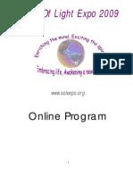 Program 2009
