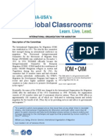 gcimun 2013 - imo - international migration and development