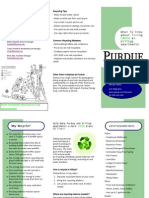 Client based Projcet (Hilltop Brochure)