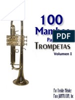 100 Mambos Sax Trompetas Merengue