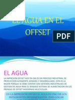 EL AGUA EN EL OFFSET.pptx