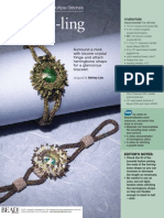 Bling a Ling Bracelet Pattern