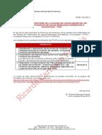 Protocolo de Monitoreo de la Calidad de los Efluentes de las Plantas de Tratamiento de Aguas Residuales Domésticas o Municipales - PTAR -