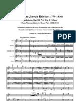 Reicha op88 nº1_partitura