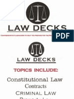 Law Decks Flash Cards - Constitutional Law - 2007-2008.pdf