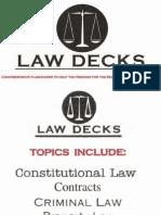 Law Decks Flash Cards - Evidence - 2007-2008.pdf