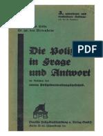 Die Polizei in Frage und Antwort (1932)