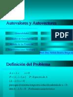 Clase 11 2009 - Autovalores