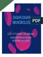 Dasar Dasarimunobiologi