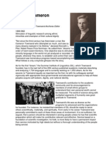 William Cameron Townsend - Biography