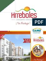Arreboles Apartamentos Nuevos Armenia