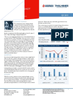 HamptonRoads AMERICAS Alliance MarketBeat Industrial Q32013