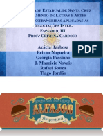 Slide Alfajor