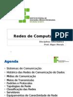 Informatica Basica - 03 - Redes de Computadores