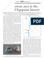 The Aswan Area
