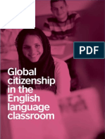 2008 Global Citizenship in the English Language Classroom