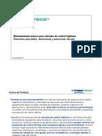 Trimteck Valve Training Module 1 Basic Control Valve Training Spanish