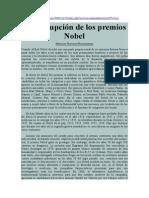 Marco Roitman Rosenman. La corrupción de los premios Nobel.pdf