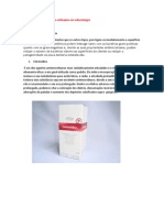 Principais Antimicrobianos Utilizados Em Odontologia
