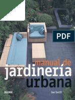 Manual de Jardinería Urbana