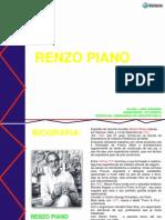 Biografia Renzo Piano