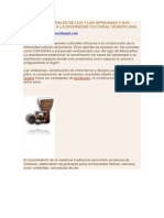 APORTES CULTURALES DE LOS Y LAS AFRICANAS Y SUS DESCENDIENTES A LA DIVERSIDAD CULTURAL VENEZOLANA.docx