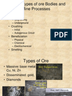 Mine Processes