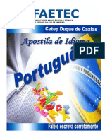 Apostila de Portugues