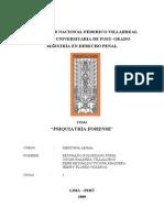 Trabajo - Psiquitria Forense