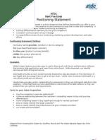 ATDC Best Practices