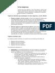 Clasificación de las empresasdeyker