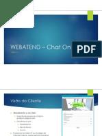 Apresentação WEBATEND – Chat Online