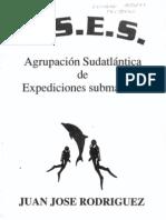 Curso Buceo Ases - Cmas - 1994