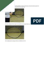 Cách cầm vợt cơ bản
