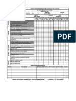 Anexo 27 ECP-DHS-F-458 Inspección Pre operacional De Vehículos Livianos