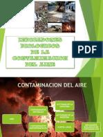 Indicadores de Contaminacion Aire