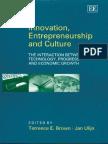 0 Buku Referensi-Edward Elgar,.Innovation, Entrepreneurship and Culture-2012.pdf