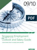 Singapore Salary Guide 2009 2010