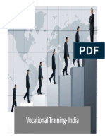 Vocational Training- India