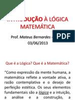 INTRODUCaO A LOGICA MATEMATICA.pdf