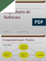C01 Engenharia de Software 01