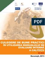 Culegere Bune Practici in utilizarea manualului de evaluare interna.pdf