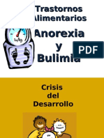 Bulimia y Anorexia