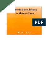 Muslim Slave System In Medival India