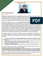 Cv Resumen Perla Gomez Gallardo