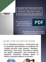 Lauril Eter Sulfato de Sodio (Final)