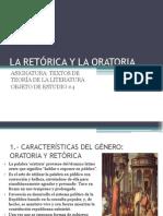 LA RETÓRICA (INTRODUCCIÓN AL TEMA)